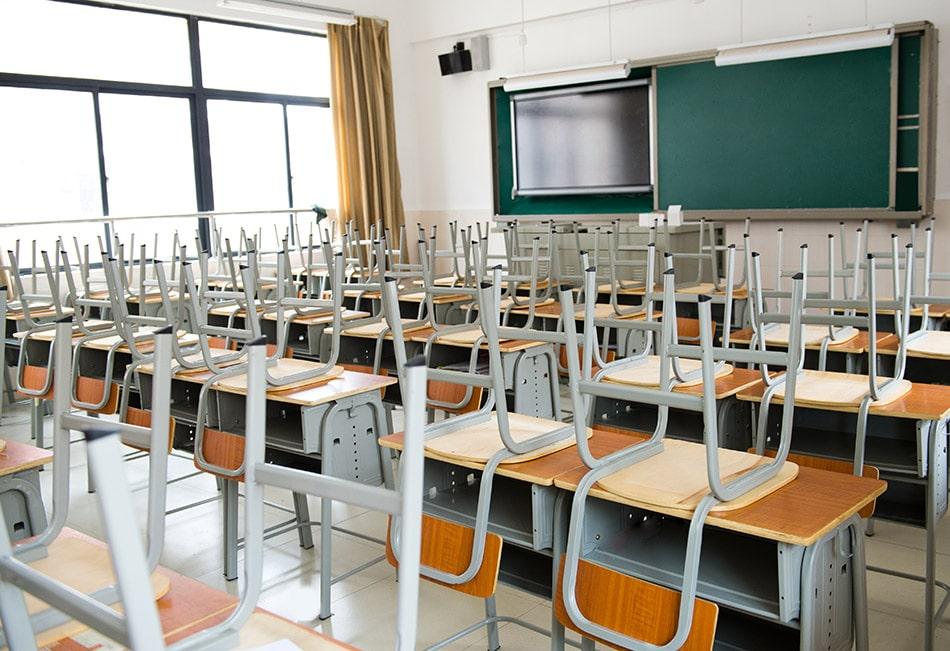 pulizie scuole e asili milano gms